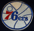Philadalphia 76ers logo Iron On Patch