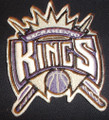 Sacramento Kings Logo Iron On Patch