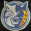 Charlotte Bobcats logo Iron On Patch