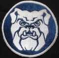 Butler Bulldogs Logo Iron On Patch