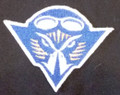Tennessee Martin Skyhawks Logo Iron On Patch
