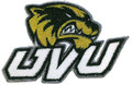 Utah Valley Wolverines logo Iron On Patch
