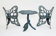 Butterfly Bistro Set - Antique