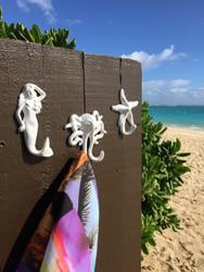 Maui Sea Life Hooks 9 piece set