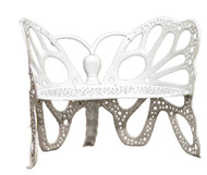 Butterfly Bench (White) Scratch & Dent