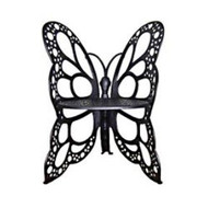 Butterfly Chair - Black Scratch-n-Dent
