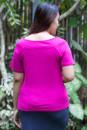 Zabrina Short Sleeves-Back view