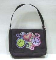 Peace Design Messenger Bag