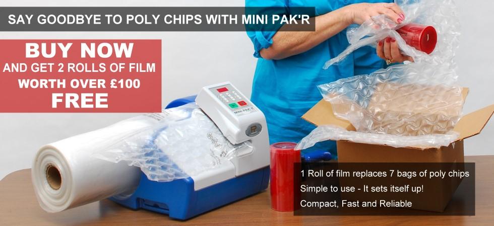 Mini Pak'r 2 Rollw Free Film