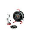KIT-3 COMBINATION TENSIONER/CRIMPER & PORTABLE DISPENSER 12mm STRAP & SEALS