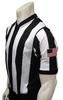 "Smitty 2 1/4"" Dye Sublimated Basketball Referee Shirt"