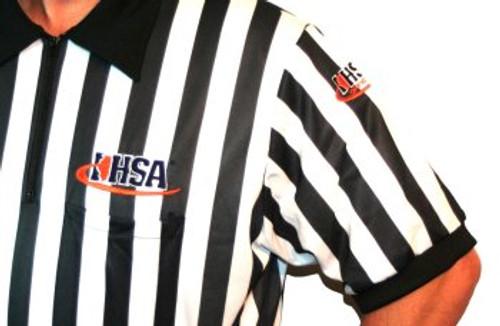 Cliff Keen Illinois IHSA Extra Tall Football Referee Shirt