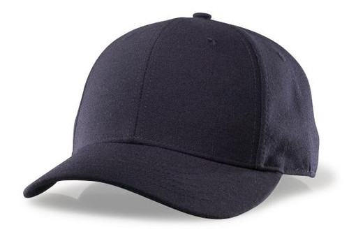Richardson Fitted Wool Short Base Umpire Cap
