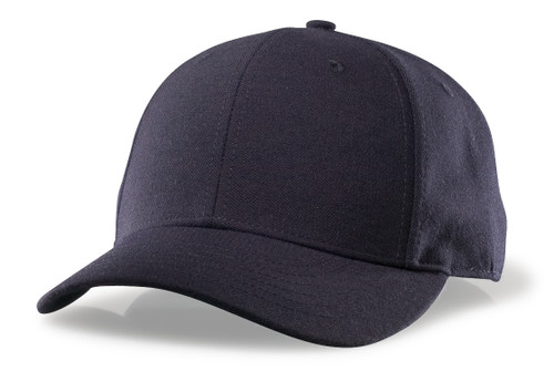 Richardson Adjustable Wool Short Base Umpire Cap