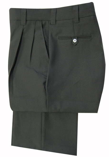 Cliff Keen Charcoal Gray Umpire Plate Pants