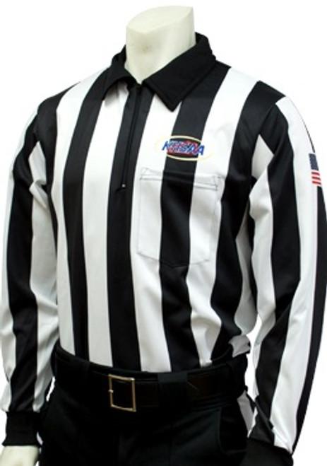 KHSAA Foul Weather Long Sleeve Football Referee Shirt