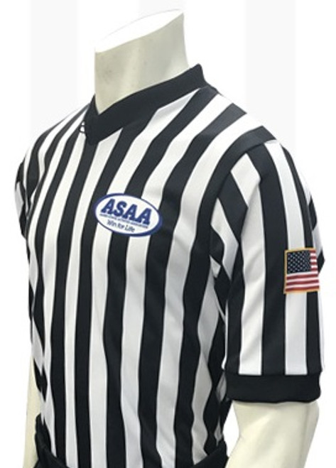 Smitty Alaska ASAA Basketball Referee Shirt