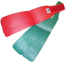 Cliff Keen Red and Green Wrestling ANkle Bands