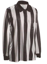 "Smitty 2"" Heavyweight Long Sleeve Football Referee Shirt"
