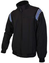 Honig's Thermal Umpire Jacket Black w/Columbia Trim