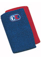 Cliff Keen Red and Blue Wrestling Referee Wrist Bands
