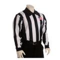 "Smitty 2 1/4"" Long Sleeve Football Referee Shirt"