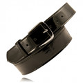 "Premium 1 1/2"" Patent Leather Belt"