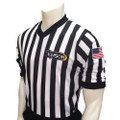 Smitty LHSOA Dye Sublimated Men's Basketball Referee Shirt