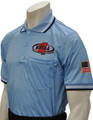 Smitty Mississippi MHSAA Powder Umpire Shirt