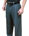 Smitty Charcoal Performance Poly-Spandex Umpire Base Pants