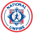 Babe Ruth Baseball Umpire