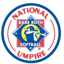 Babe Ruth Softball Umpire