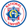 Babe Ruth Softball Umpire