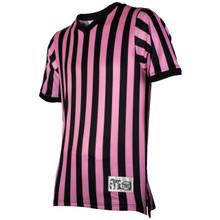 Honig's Pink Basketball Referee Shirt