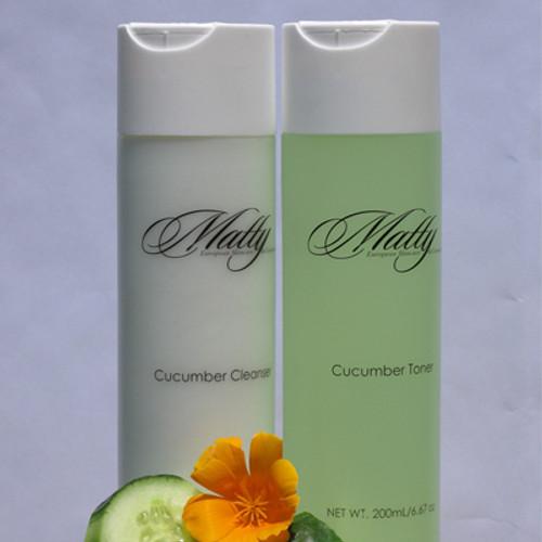 Matty Cucumber Cleanser