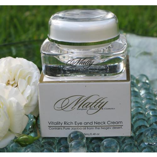 Matty Vitality Rich Eye and Neck Cream