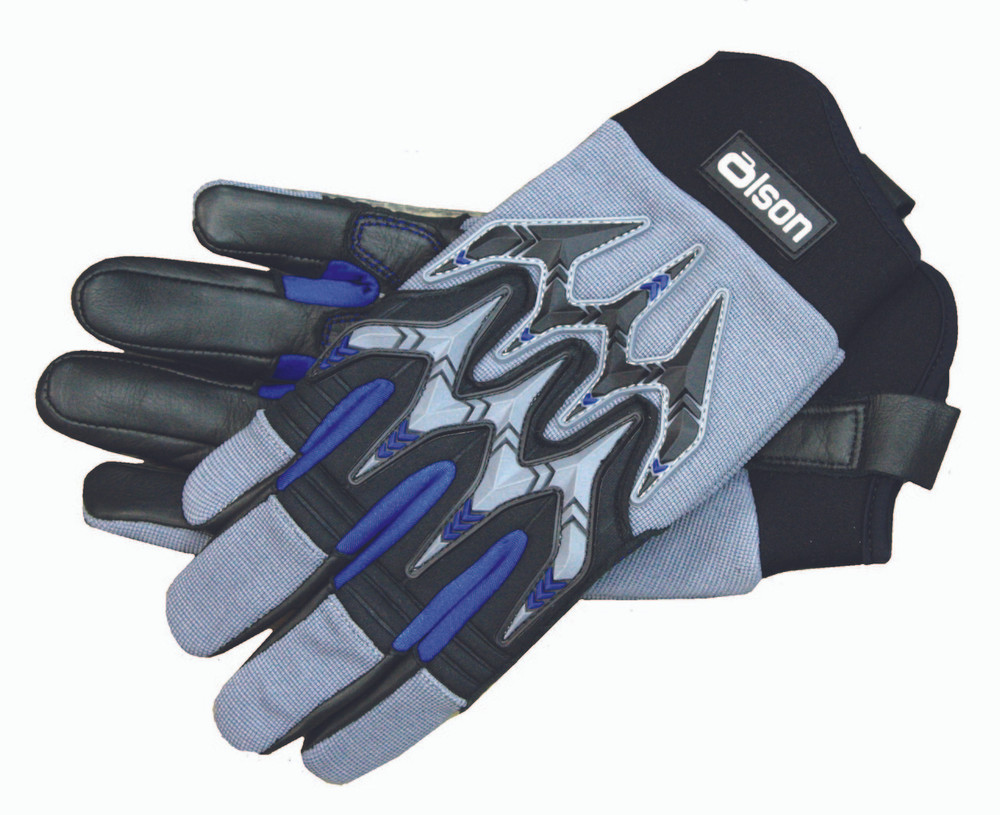 Optimus Curling Gloves