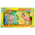 Gumby and Friends Bendable Boxed Set