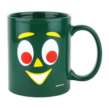 Gumby Face Ceramic Mug