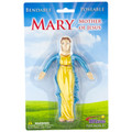 Mary Mother of Jesus Bendable