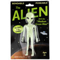 Alien Glow-in-the-Dark Bendable