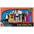 Batman Boxed Bendable Set - Classic TV Series