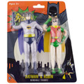 "Batman & Robin 5.5"" Pair - Classic TV Series"