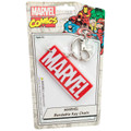 Marvel Logo Bendable Key Chain