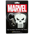 The Punisher Skull Bendable Key Chain
