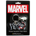 Venom Logo Bendable Key Chain