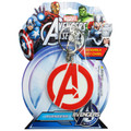 Avengers Logo Bendable Key Chain
