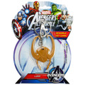 Loki's Helmet Bendable Key Chain