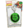 Hulk Icon Bendable Key Chain