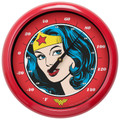 Wonder Woman Face Outdoor Thermometer